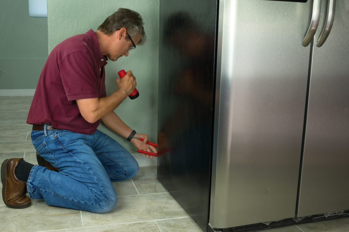 refrigerator maintenance