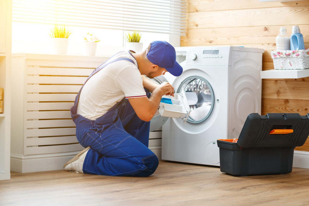 washing machine repairs